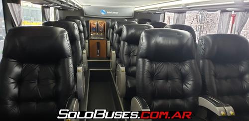 bus omnibus nicollo cnrt 2016 - 60 mix - impecable unico