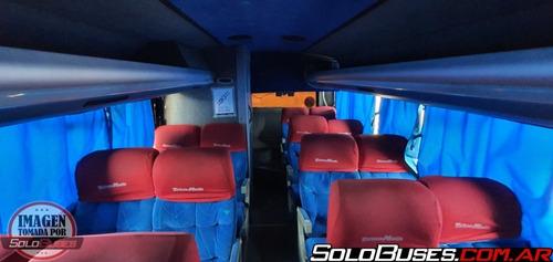 bus omnibus sudamericanas 46 + baño - muy buen estado