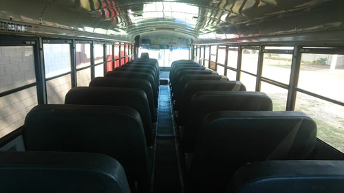 bus thomas 60 pasajeros ,año 97 excelentes condiciones
