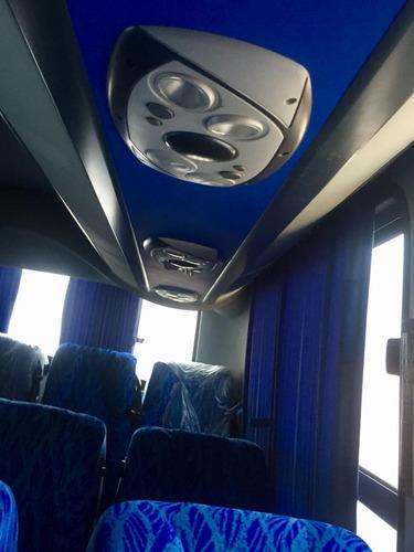 bus volkswagen 10.150 eod, modelo 2016 de 39 pasajeros