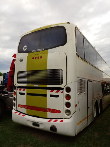 bus volvo b12r 420 mk1 - busscar año 2007