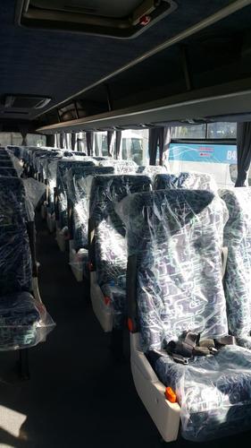 bus volvo b270r 4x2 saldivia 48 pasajeros