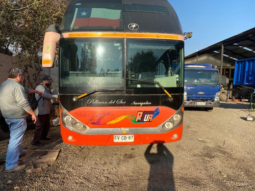 bus zhontong navigator 2013