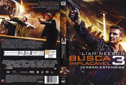 busca implacavel 3 dvd -ação