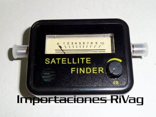 buscador de satélites / satelital - satellite finder