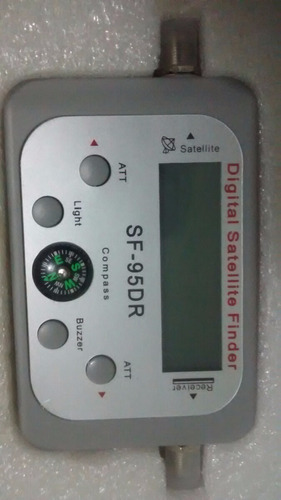 buscador de sinal antenas- digital satellite finder sf-95dr
