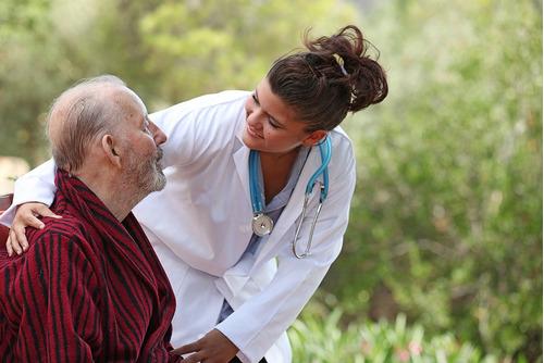 buscamos auxiliares para cuidado de adulto mayor