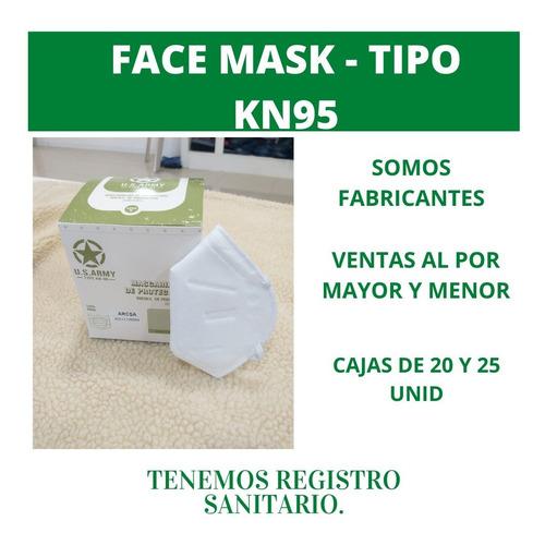 buscamos distribuidores mascarilla tipo kn95 (somos fabrica)