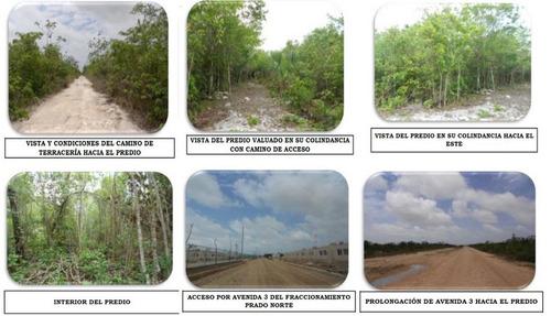buscamos inversionistas para terreno en cancun!