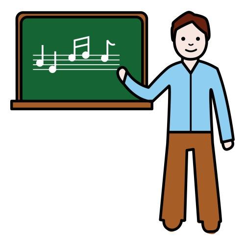 buscamos profesor de música