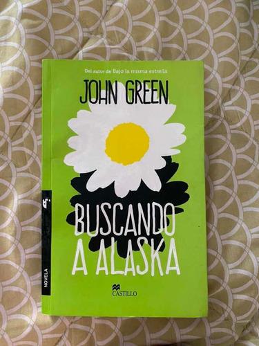 buscando a alaska, john green