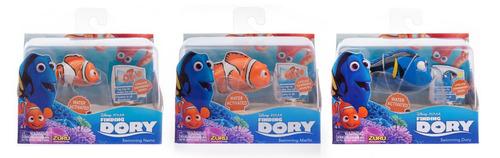 buscando a dory - dory robofish peces nadadores