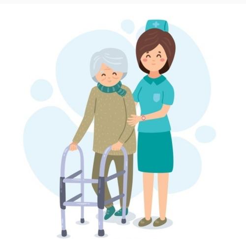 busco enfermera para atención geriatrica