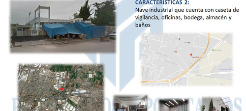 busco inversionistas! remato bodega de 15,700 mts, urge!!