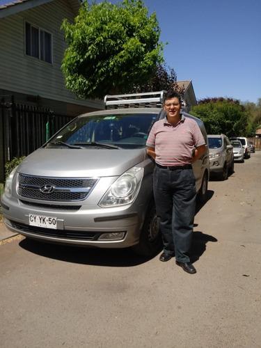 busco mi van hyundai h1, patente cyyk50 , año 2011