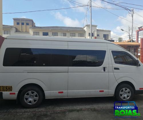 busetas microbus viajes paseos excursiones turismo tours bus