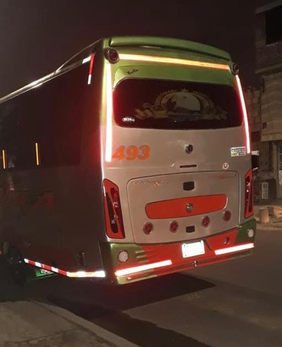 buseton hino fc500  modelo 2011