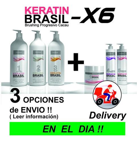bushing progresivo cacao brasil 3 lt brushing