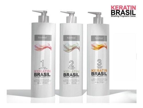 bushing progresivo cacao brasil 500 cc brushing