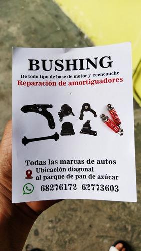 bushing... reencauchos.