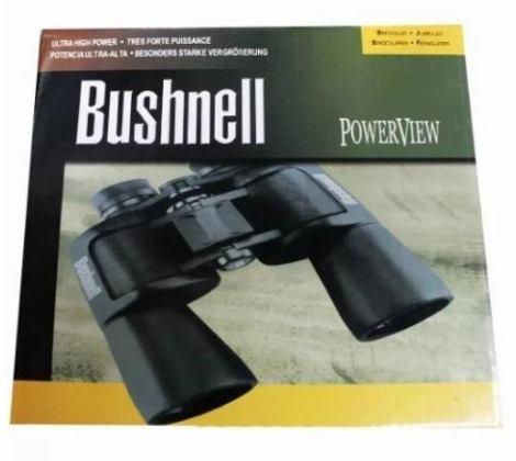 bushnell binocular 8 x 40 visión alcance lente telescopio