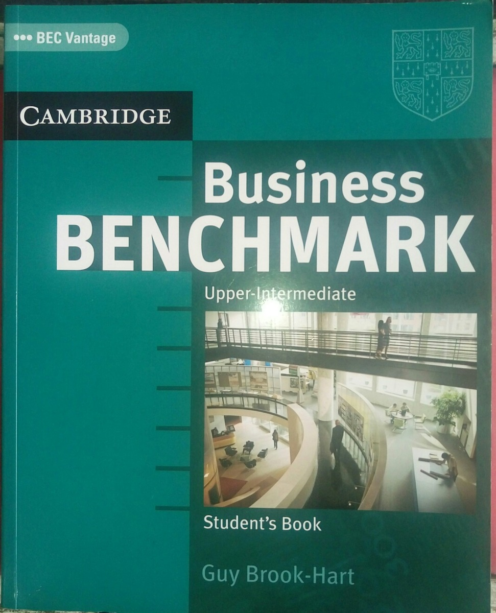 Cambridge Business Benchmark Upper Intermediate Students Book