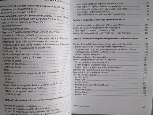 business intelligence - maría pérez / alfaomega