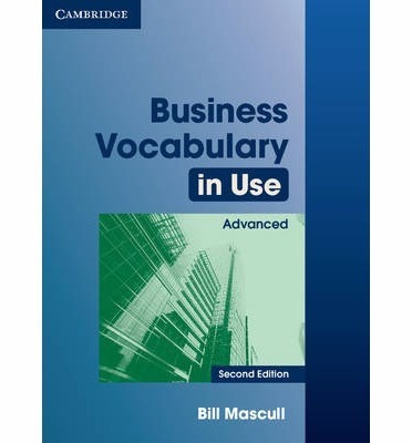 business vocabulary in use advanc. with/key 2nd.ed cambridge