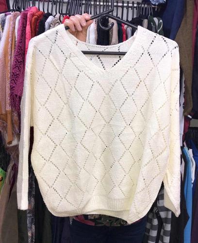 busos en lana para dama