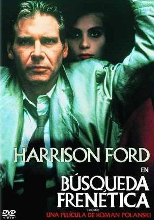 Busqueda Frenetica Dvd Harrison Ford 11500 En Mercado Libre