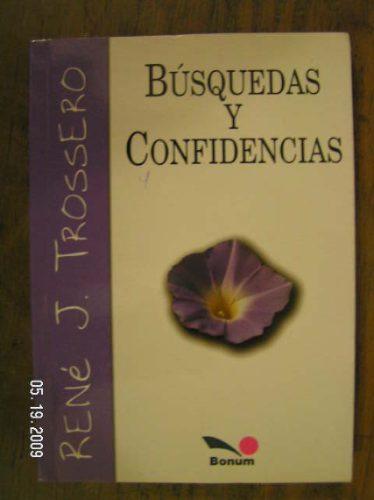 busquedas y coincidencias - rene j.trossero - ed.bonun nuevo