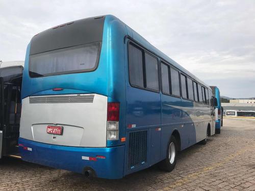 busscar 320 rodoviário oh1418 fretamento 44lug. 2005