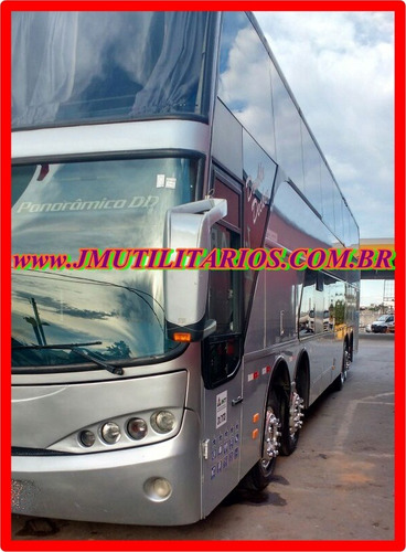 busscar dd panoramico ano 2001 k420 50 completo  jm cod.81