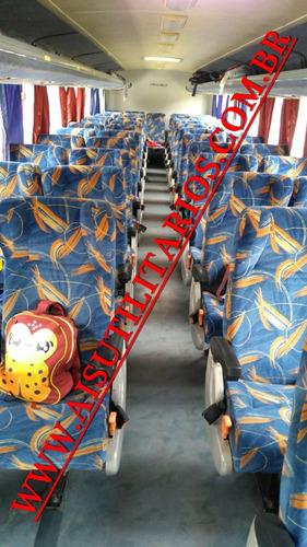 busscar ell buss 320 2006 mb of-1722 confira oferta! ref.526