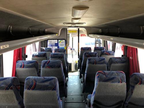 busscar ell buss rodoviario mercedes benz o500-m br bus