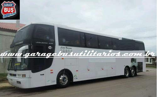 busscar jum buss ld p400 panoramico  ano 1998 oferta!ref.772