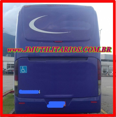 busscar jumbus 360 ano 2008 o500rs 46 l completo jm cod.143