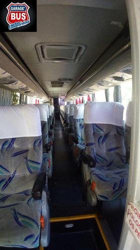 busscar jumbuss 360 ano 2001 o400 trucado completo  ref 757
