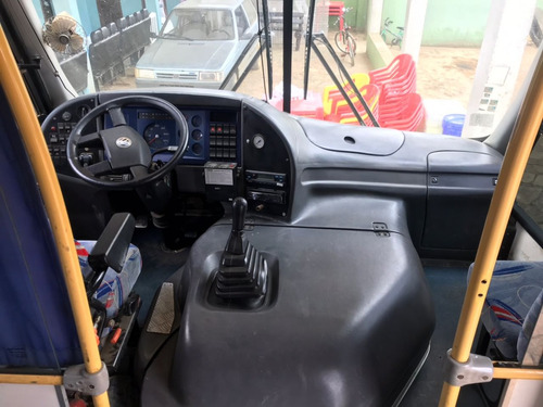 busscar micro  ano 2006 vw 9150 25 lug  s/ar jm cod.419