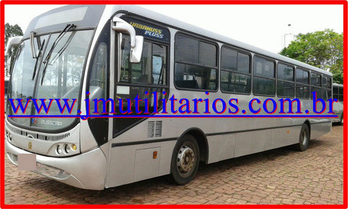 busscar urbanuss plu  ano 2007 of 1722 3 p 38 lg jm cod 594
