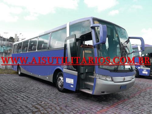 busscar vissta buss 2007 mb super oferta confira!! ref.114
