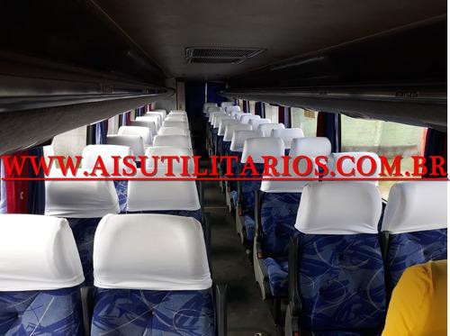 busscar vissta buss 2008 financiamos total confira!! ref.114