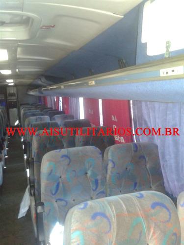 busscar vissta buss completo super oferta confira!! ref.207