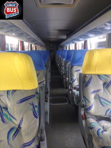 busscar vissta buss hi ano 2005 scania com ar e wc! ref: 81
