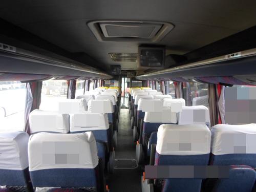 busscar vissta buss hi ano 2008 o500 rsd 46 lg  jm cod 125