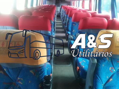 busscar vissta buss hi scania super oferta confira!! ref.353