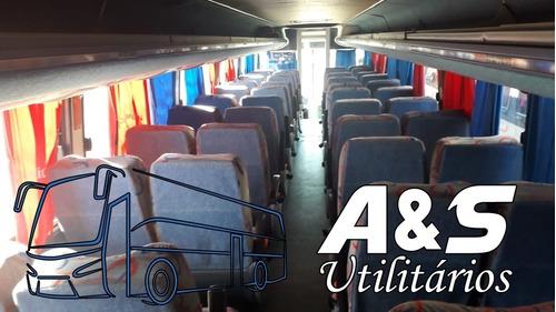 busscar vissta buss lo super oferta confira!! ref.454