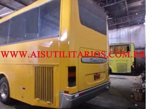 busscar vissta buss trucado super oferta confira!! ref.479