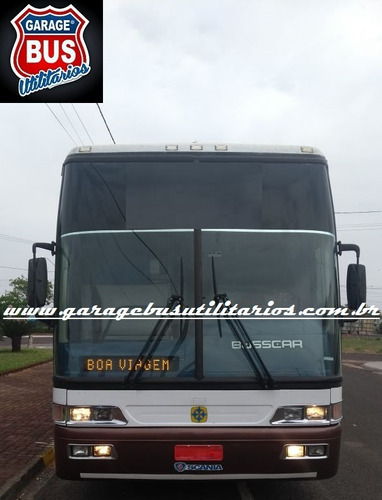 busscar vista bus ano 2000 scania completo barato ref 699