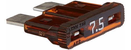 bussmann atc-7,5 brown atc 7.5 amp acción rápida automotiv